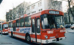 Busse der Verkehrsbetriebe Bild im Berlin (Foto: Michael Müller, Traditionsbus Berlin)