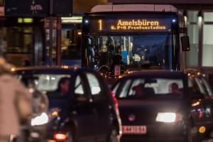 Bus Hammer Straße