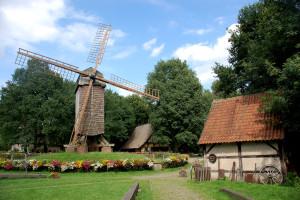 Freilichtmuseum_Mühlenhof_-_Münster_-_013_-_Windmill