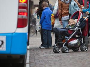 Kinderwagen Bus