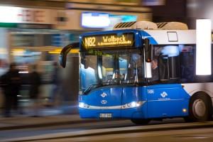 Nachtbus N82