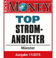 Focus Money - Top Strom-Anbieter